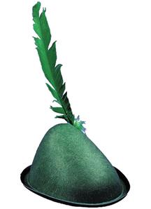 Alpine Hat W Feathr Economy For All