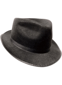 Blues Hat Durafelt Economy For All