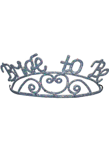 Bride To Be Tiara For Adults