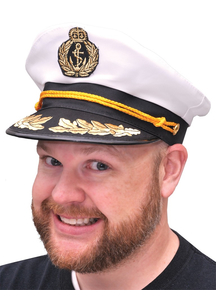 Captain Hat For Adults
