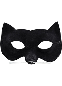 Cat Eye Mask Velvet For Adults