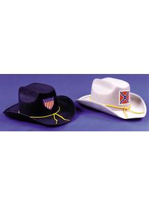 Civil War Hat Econo Blue For All