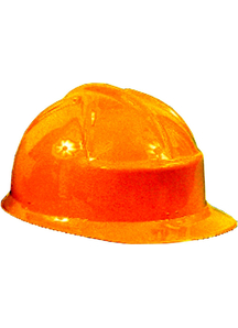 Construction Helmet Yellow For Adults