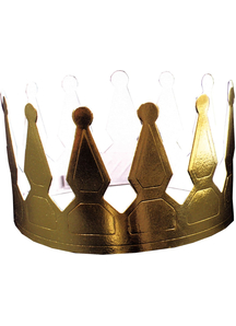 Crowns Gold Foil For All