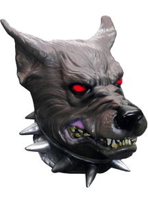 Devil Dog Mask For Adults