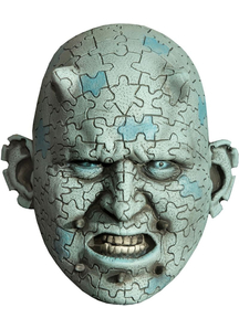 Enigma Latex Mask For Adults