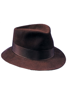 Fedora Dlx Brown For All