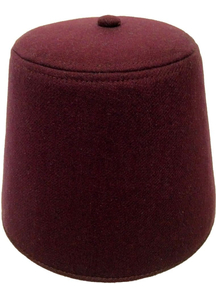 Fez Maroon Medium For Adults