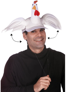 Flappy Cap - Chicken For All