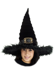 Hat Ridged Witch For All