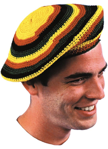 Jamaican Tams Assrtd Design For Adults