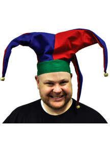 Jester Felt Hat For All