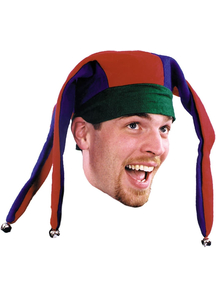 Jester Hat W Bells Economy For All