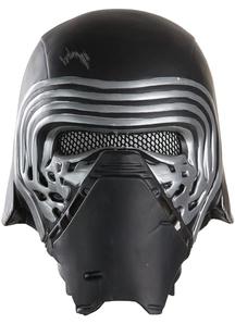 Kylo Ren 1/2 Helmet For Adults