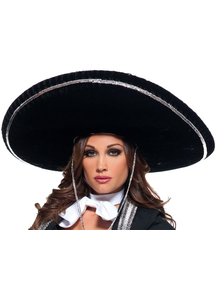 Mariachi Hat For Adults