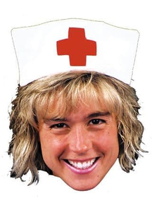Nurse Hat For Adults