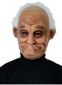 Pappy Latex Mask For Adults