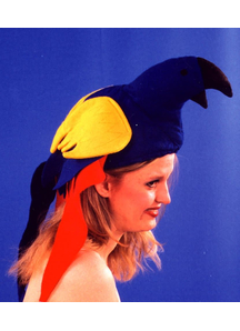 Parrot Felt Hat For All