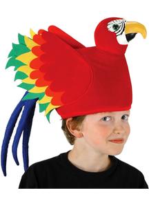 Parrot Hat For Children