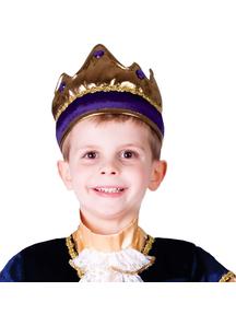 Purple Crown For Children