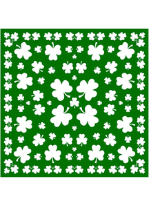 Shamrock Bandana For All