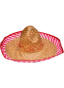 Sombrero 1 Sz Straw For All