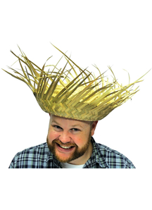 Straw Hat For Adults