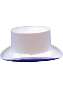 Top Hat Felt White Small For Men