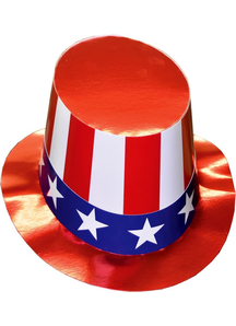 Uncle Sam Hat Cardboard For All