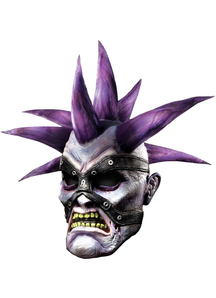 Ww Forsaken Latex Mask For Adults