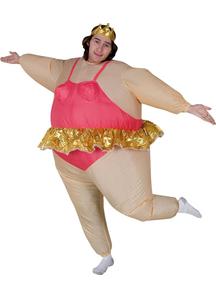 Ballerina Inflatable Costume