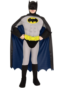 Toddler Deluxe Batman Costume
