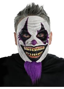 Bearded Clown Mask