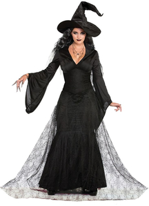 Black Witch Adult Costume - 20070