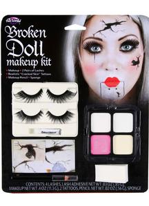 Broken Doll Make Up Kit