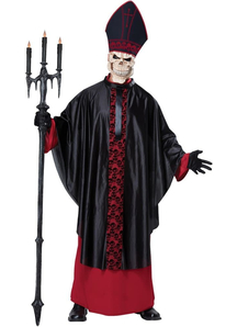 Dark Mass Adult Costume