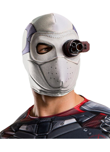 Deadshot Adult Musk From Suicide Squad - 20432