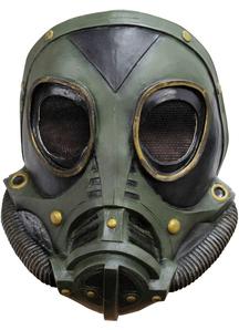 Gas Latex Mask
