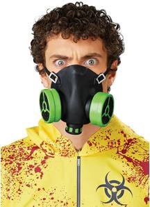 Gas Mask Hald