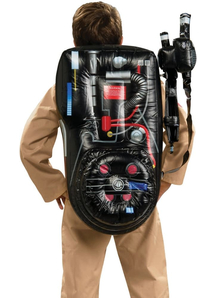 Ghostbuster Backpack For Adults