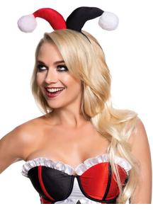 Harley Quinn Headband
