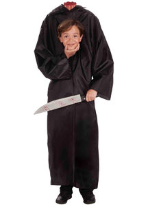 Headless Boy Child Costume