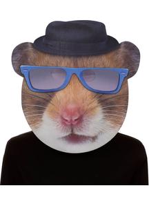 Hip Hop Hamsterblues Glasses Mask