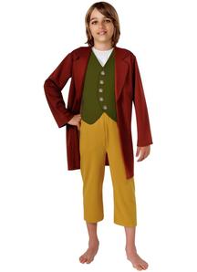 Hobbit Bilbo Baggins Costume For Children