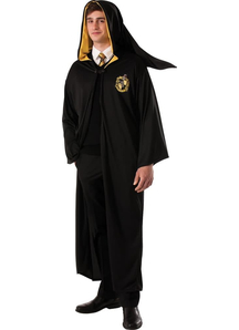Hufflepuff Robe For Adults
