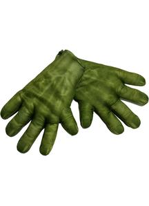 Hulk Child Gloves