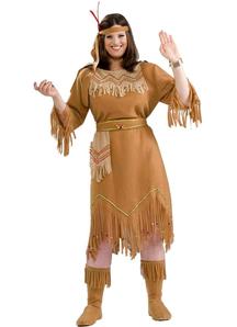 Indian Maid Plus Costume