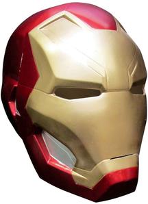 Iron Man 2 Piece Mask For Children