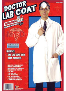 Lab Coat Doctor