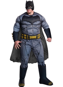 Large Batman Costume Adult